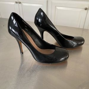 Vince Camuto Patent Leather Heels